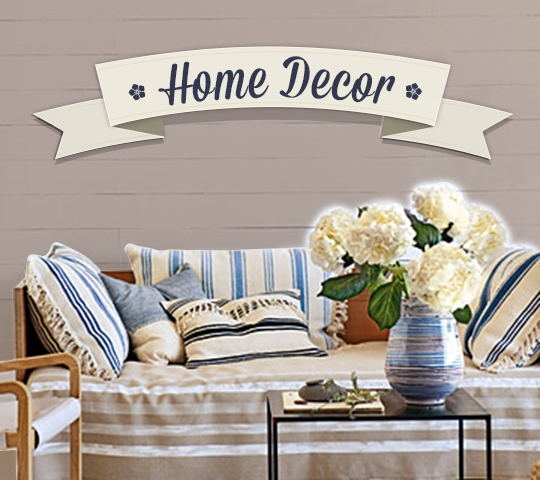 _Decorate your home with objects of design, style and class!_