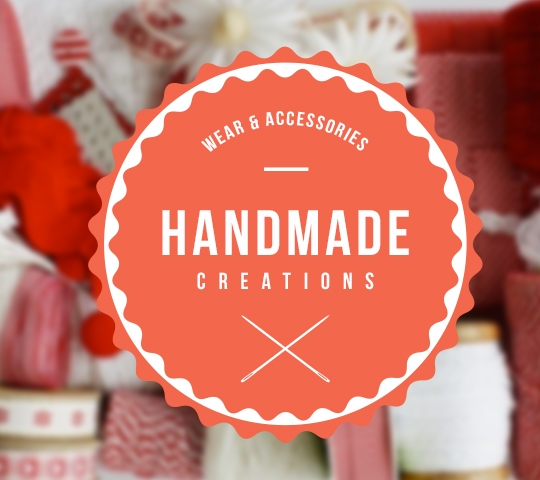 _Creativity and style for unique pieces made by hand!_